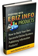 eBiz Info Products Ecover